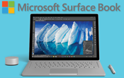 Microsoft Surface Book I5 8GB 256GB