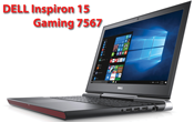 Dell Inspiron 7567 GAMING i5 7300HQ